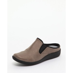 Clarks Sillian Free○26138019 Pewter synthetic combi コンフォート