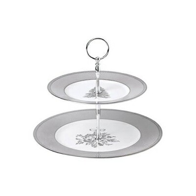 Wedgwood 40032867 cake-stand 10.8 in White