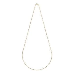 Jewels from Italy チェーンネックレス 50cm○133016 K18yg ジュエリー・アクセサリー