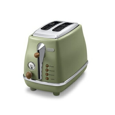 DeLonghi Pop-up toaster「ICONA Vintage Collection」CT
