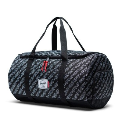 【HERSCHEL ハーシェル】SUTTON CARRYALL INDEPENDENT UNIFIED BLACK/BLACK CAMOバックパック バッグ インディペンデント インディー INDY...