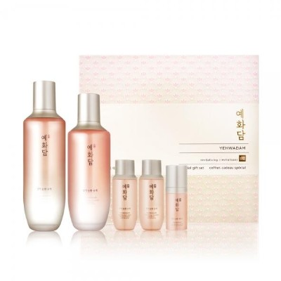 【The Face Shop】【送料無料】THE FACE SHOP ザフェイスショップ イェファダム生気2種セット(307ml) 韓国コスメ 正規品