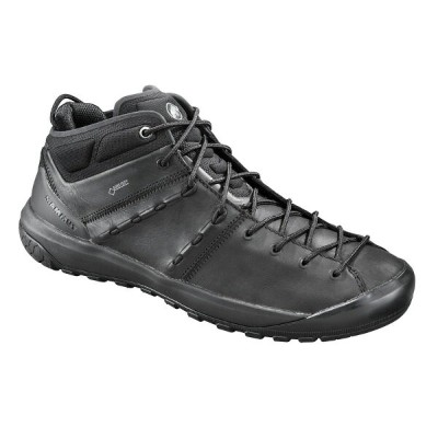 MAMMUT(マムート) Hueco Advanced Mid GTX(R) Men's 10.5/29.0 black×black 3020-06090