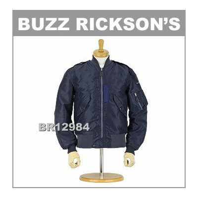 ■ BUZZ RICKSON'S(バズリクソンズ)「L-2A」[BR12984-01] SUPERIOR TOGS CORP.(実名復刻スーペリアトッグス社ネーム)(フライトジャケット...