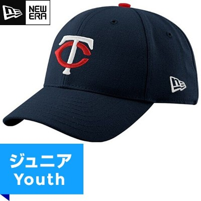 MLB ツインズ レプリカ9FORTYキャップ(ジュニア) New Era Minnesota Twins Youth Home Replica 9Forty Cap