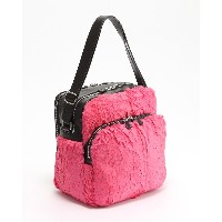 Jacques Le Corre Bag○221 O2/pink/black カバン・バッグ
