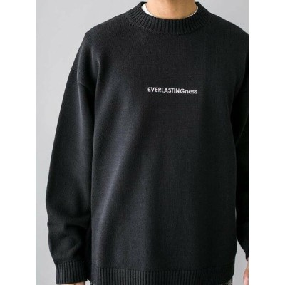 【SALE/71%OFF】BEAUTY & YOUTH UNITED ARROWS  monkey time  EMBRO COTTON TJK CREW NECK/ニット ユナイテッドアローズ...