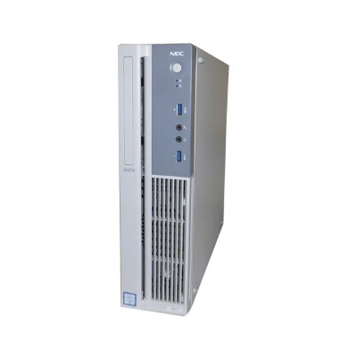 NEC Mate MK37VB-U (PC-MK37VBZGU) Windows10 Pro 64bit 第6世代 Core i3-6100 3.7GHz 8GB SSD 256GB...