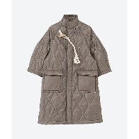 【SALE】GRIS(Baby & Kids)/グリ Quilting Duffle Coat CO003 Wolf【三越伊勢丹/公式】 衣料品~~アウター