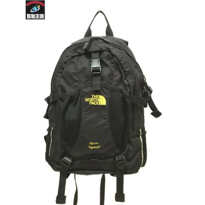 THE NORTH FACE/recon squash/NM07458/バックパック ザノースフェイス 黒【中古】