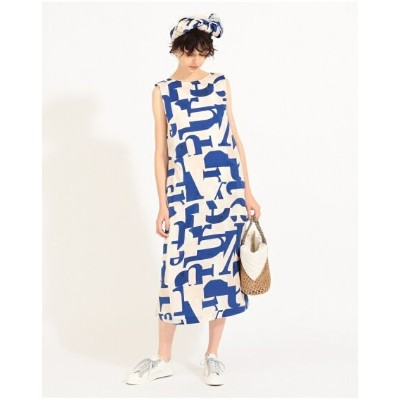BEAMS BOY maturely / Naval Switch Dress ビームス ウイメン ワンピース シャツワンピース ブルー【送料無料】