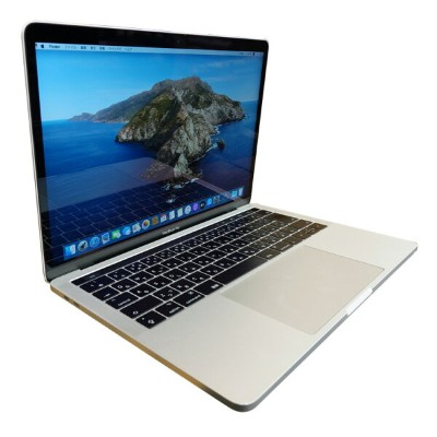 中古ノートパソコンApple MacBook Pro (13-inch, 2018, Four Thunderbolt 3 Ports) MV992J/A 【中古】 Apple MacBook...
