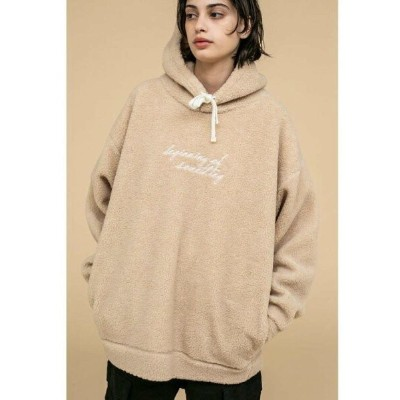 【SALE/66%OFF】BEAUTY & YOUTH UNITED ARROWS  monkey time  EMBRO SHERPA HOODIE/パーカー ユナイテッドアローズ アウトレット...