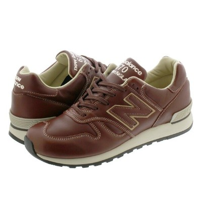 NEW BALANCE M670BRN 【MADE IN ENGLAND】 ニューバランス M670 BRN BROWN