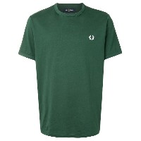 FRED PERRY ロゴ Tシャツ - グリーン