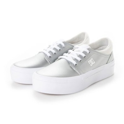 ディーシーシューズ DC SHOES TRASE PLATFORM (SIL)