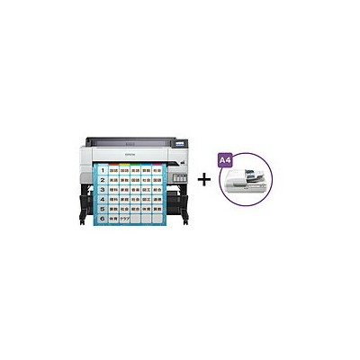 EPSON(エプソン) 大判プリンター [A0プラス]+A4コピー機 SureColor SC-T545MS2 SCT545MS2