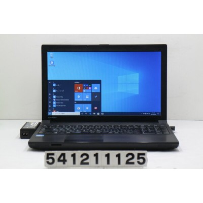 東芝 dynabook Satellite B553/J Core i3 3120M 2.5GHz/4GB/128GB(SSD)/Multi/15.6W/FWXGA(1366x768)/Win10...