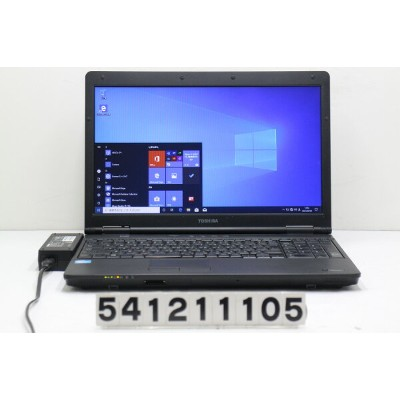 東芝 dynabook Satellite B552/G Core i5 3210M 2.5GHz/4GB/128GB(SSD)/Multi/15.6W/FWXGA(1366x768)/Win10...