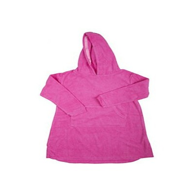 uh-oh! Hooded Towel Top Pink 4-5 Years
