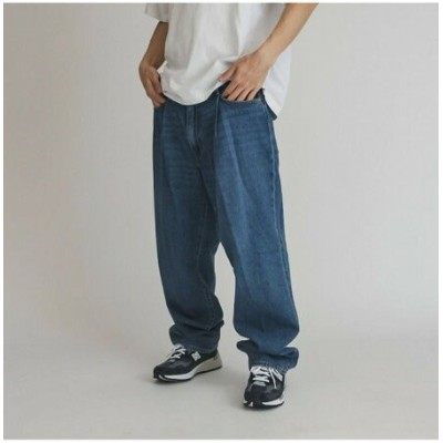 【SALE/30%OFF】Levi's STAY LOOSE PLEATED SNAG FROG リーバイス パンツ/ジーンズ フルレングス【送料無料】