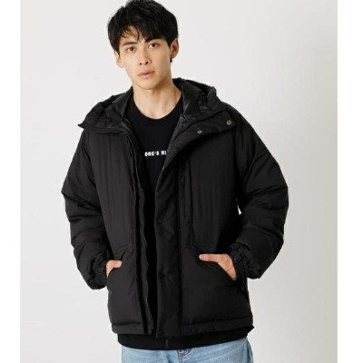 ALLIED HOODED DOWN JACKET/アズールバイマウジー