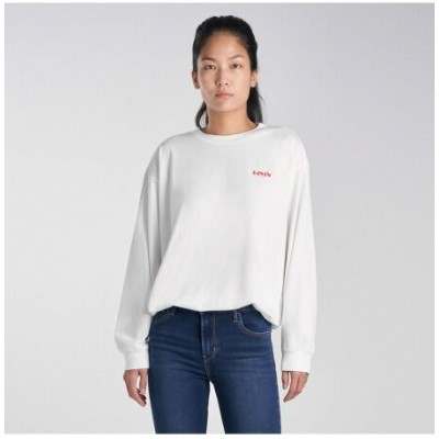 【SALE/30%OFF】Levi's GRAPHIC LS ROADTRIP Tシャツ ROLLING HILLS WHITE リーバイス カットソー Tシャツ