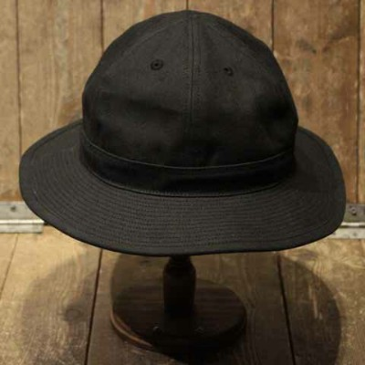 """AT-DIRTY""""FATIGUE HAT""""BLACK【AT-DIRTY】(アットダーティー)正規取扱店(Official Dealer)Cannon Ball(キャノンボール)【あす楽対応/送料無料】"""