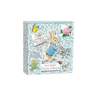 Peter Rabbit Pin Up Chunky Photo Album - Peter Rabbit, 22.1 X 22.7 X 4
