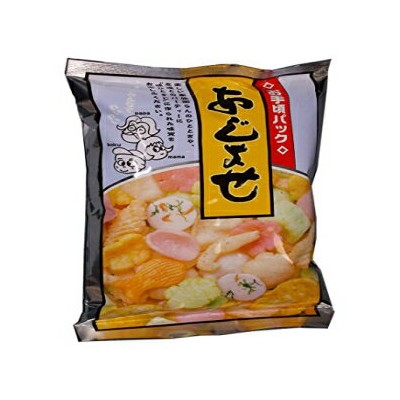 あじよせ Wakabato Aji Yose mix Cracker 3.2oz (Pack of 6)
