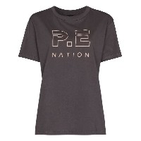 P.E Nation Heads Up Tシャツ - グレー