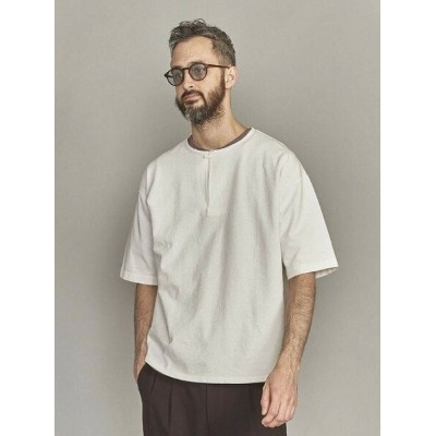 【SALE/60%OFF】BEAUTY & YOUTH UNITED ARROWS BY ネップ スキッパー Tシャツ -MADE IN JAPAN- ユナイテッドアローズ アウトレット カットソー...