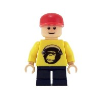 レゴ レーサー Spritle - LEGO Speed Racer Minifigure