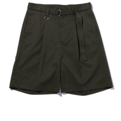 【SALE/42%OFF】BEAUTY & YOUTH UNITED ARROWS  monkey time  TR/TWL BELTED SHORTS/ショートパンツ ユナイテッドアローズ...
