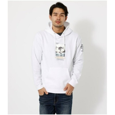【SALE/60%OFF】AZUL by moussy THE MOST IMPORTANT HOODIE アズールバイマウジー カットソー パーカー ホワイト ブラック グリーン