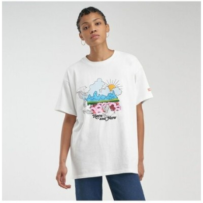 【SALE/40%OFF】Levi's GRAPHIC SS ROADTRIP Tシャツ AMA HERE AND NOW リーバイス カットソー Tシャツ