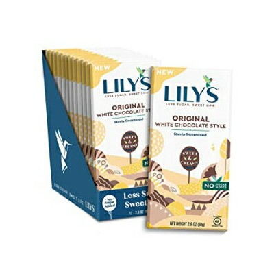 Visit the Lily's Store 2.8 Ounce (Pack of 12), Original White Chocolate B, Original White Chocolate...
