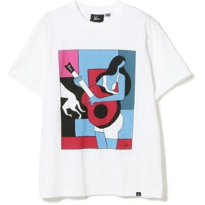 by Parra / Can't Hardly Stand It Tシャツ/ビームス