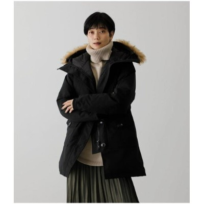 【SALE/50%OFF】AZUL by moussy MOUNTAIN LONG DOWN COAT アズールバイマウジー コート/ジャケット コート/ジャケットその他 ブラック【送料無料】