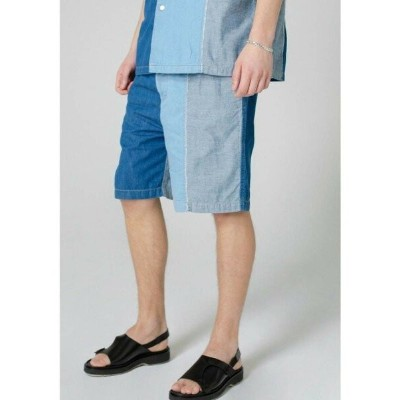 【SALE/40%OFF】BEAUTY & YOUTH UNITED ARROWS  monkey time  SWITCHING DENIM SHORTS/ショートパンツ ユナイテッドアローズ...