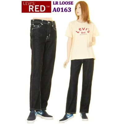 LEVI'S RED LADY'S JEANS A0163-0001 RINCE リーバイス レッド ジーンズ レディース LEVIS RED LIMITED 【リーバイスレッド オリジナルジーンズ...