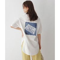 【AG by aquagirl(エージー バイ アクアガール)】 【別注】ゴドリスロゴTシャツ OUTLET > AG by aquagirl > トップス > Tシャツ ホワイト