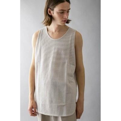 【SALE/30%OFF】BEAUTY & YOUTH UNITED ARROWS  monkey time  BASKET MESH TANK TOP/タンクトップ ユナイテッドアローズ...