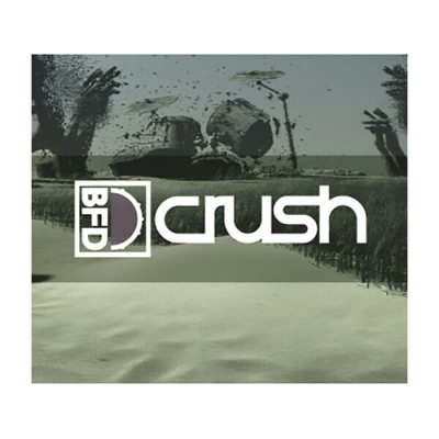 Crush [BFD3 Expansion Pack] BFD3専用 拡張音源 [メール納品 代引き不可]
