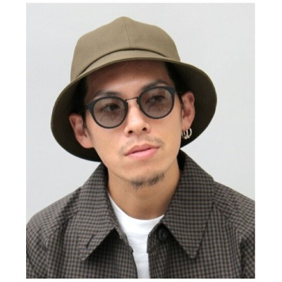 【SALE/10%OFF】Mr.COVER Mr.COVER/(M)日本製 クラシカル メトロハット / クルーハット エー.エム.エス. 帽子/ヘア小物 ハット カーキ ブラック【RBA_E】...