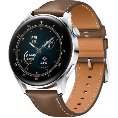 HUAWEI ファーウェイ WATCH 3/Stainless Steel BAND3 Stainless Steel ステンレススチール