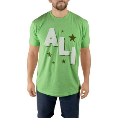Apple ファッション Title Boxing Ali Rumble Premium Fitted Legacy T-Shirt - Apple Green