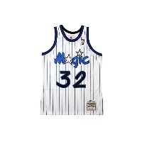 MITCHELL&NESS AUTHENTIC THROWBACK JERSEY (Orlando Magic 1993-94/Shaquille O'Neal: White)ミッチェル&ネス...
