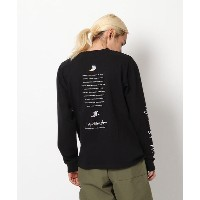 【BASE CONTROL(ベースコントロール)】 MARK GONZALES マークゴンザレス 別注 グラフィック長袖Tシャツ OUTLET > BASE CONTROL > トップス >...