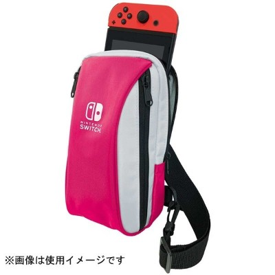 ACTIVE BODY for Nintendo Switch ピンク キーズファクトリー [NAB-001-4]